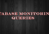 Oracle Database Monitoring Queries