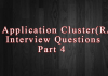 Real Application Cluster(RAC) Interview Questions Part 4